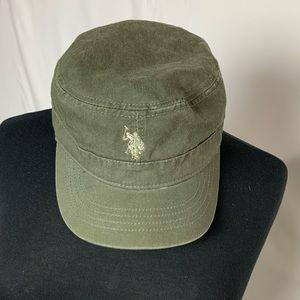 U.S Polo Assn. Green Hat